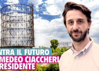 Amedeo Ciaccheri centro sociale la Strada centri sociali Garbatella