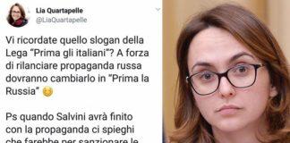 Quartapelle Salvini