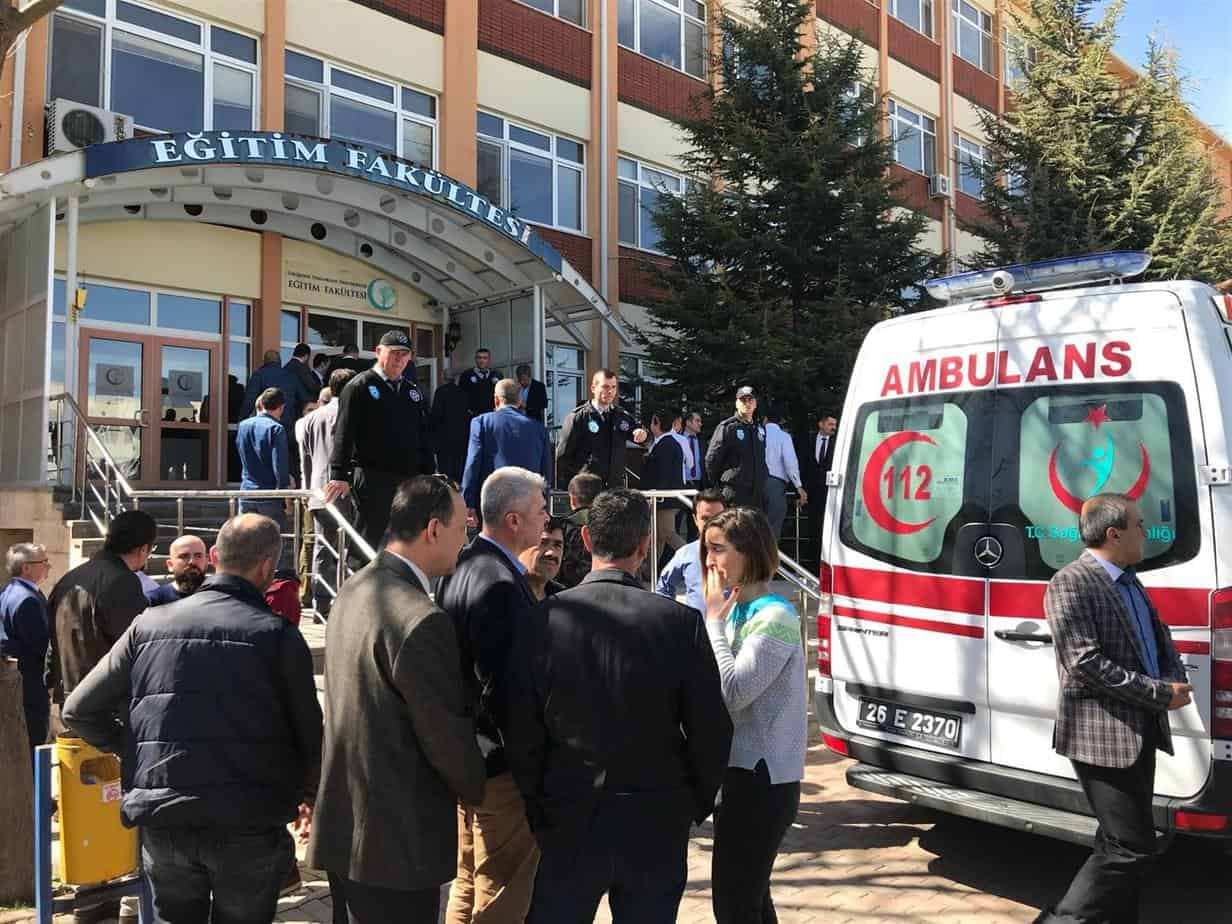 Turchia, spari all'Università di Eskisehir: 4 morti