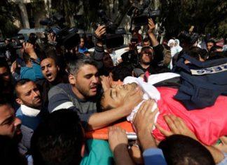 Gaza reporte Yasser Murtaja ucciso