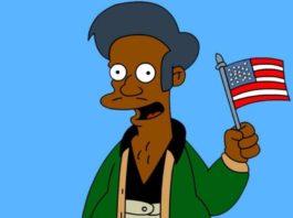 Apu Simpson razzismo Hari Kondalobu