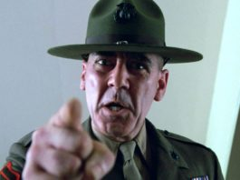 Hartman Ronald Lee Ermey
