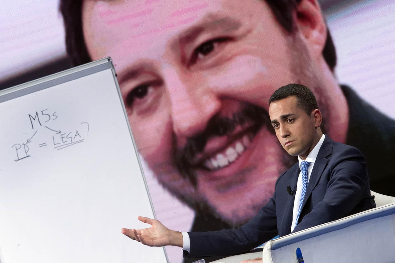 La puntura di Ultimo… a Salvini ostaggio di Berlusconi