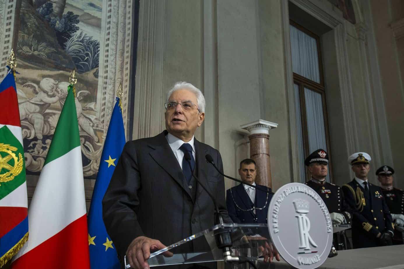 LIVE consultazioni elettorali: Mattarella studia il piano d'emergenza [DIRETTA]