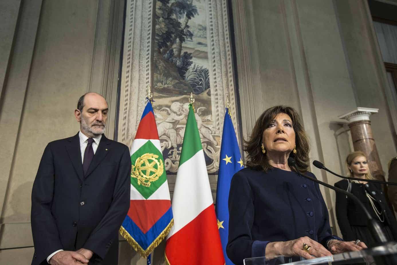 Il mandato esplorativo di Casellati è fallito?