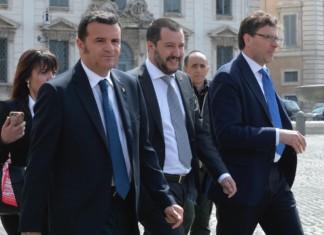 Salvini consultazioni governo 5 stelle