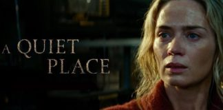 a quiet place film horror