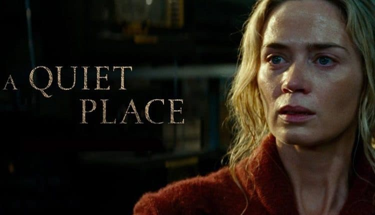 a quiet place film horror