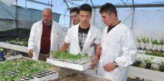 studenti agraria