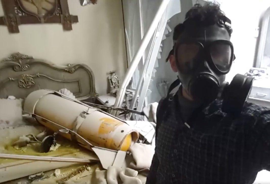 armi chimiche siria bufala