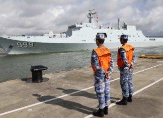 cina base navale vanuatu