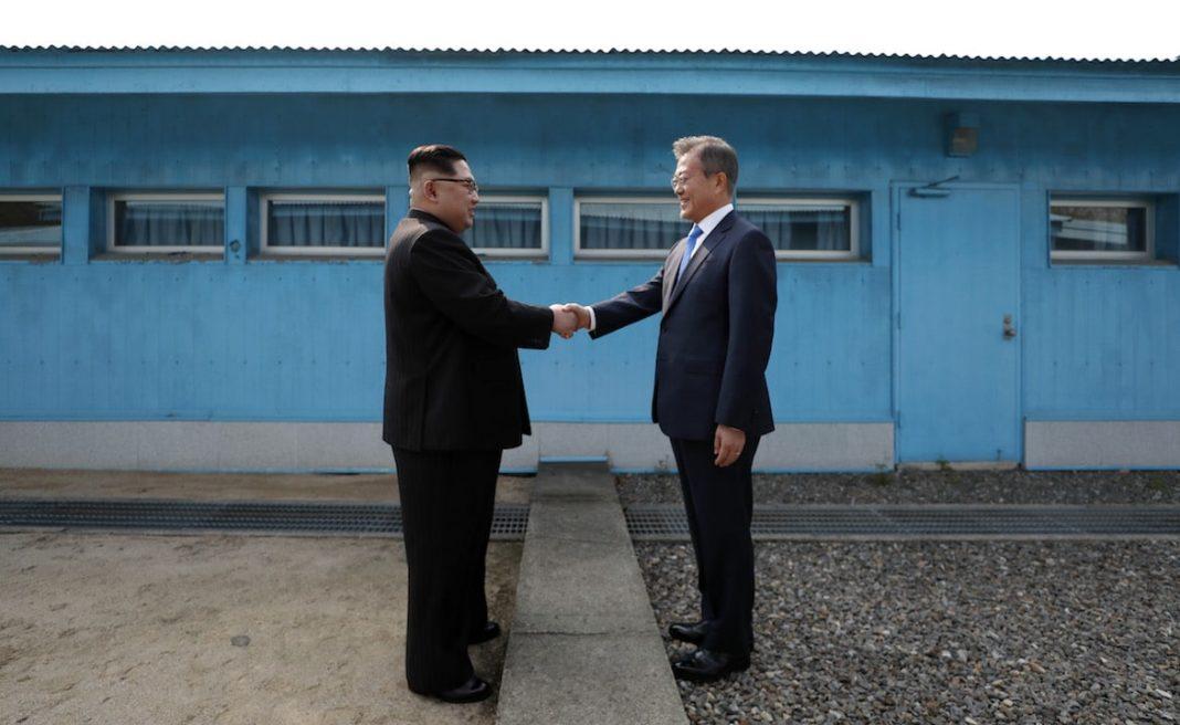 coree riunificazione pace