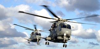 precipita elicottero Marina Militare