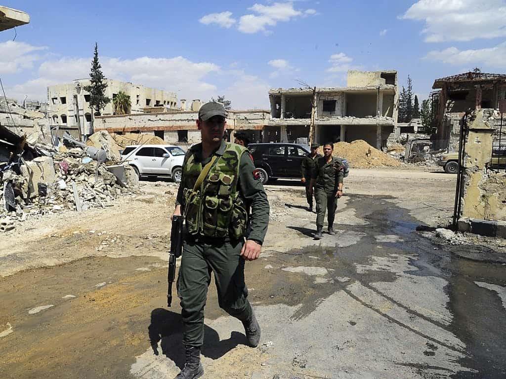 Siria: Mosca, Duma nelle mani di Damasco