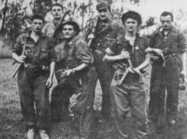 25 aprile partigiani