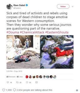 tweet siria ribelli dalati