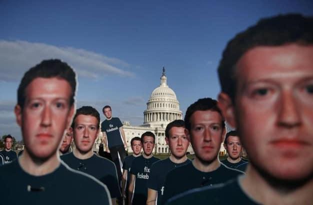 Facebook, audizione di Zuckerberg alla Camera: