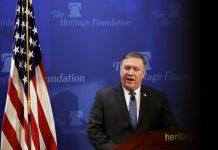 iran sanzioni mike pompeo