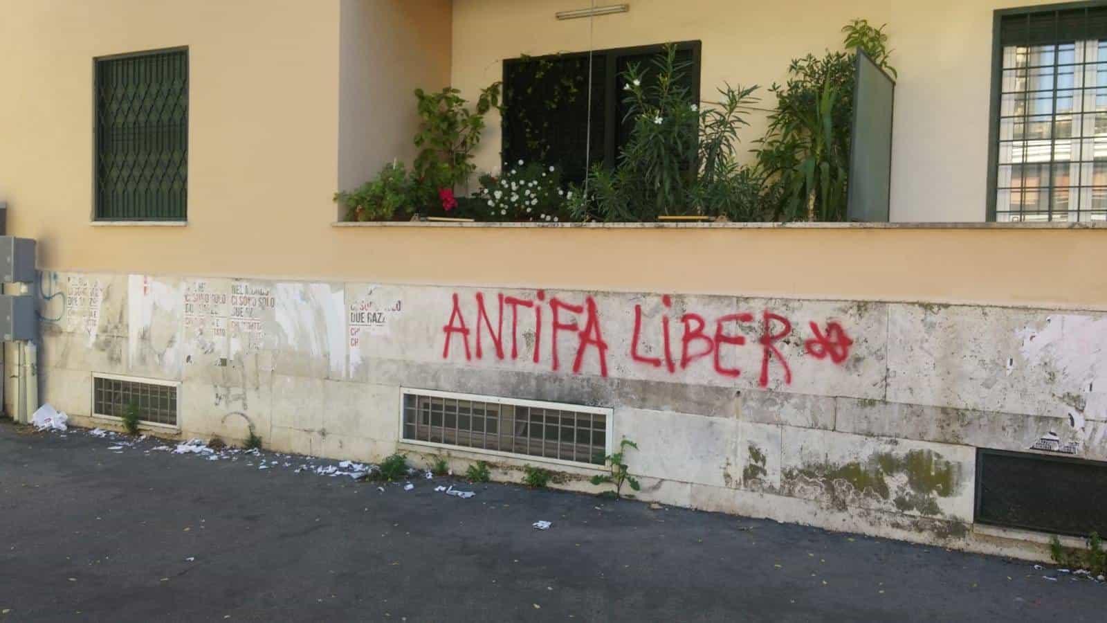 antifascisti municipio VIII