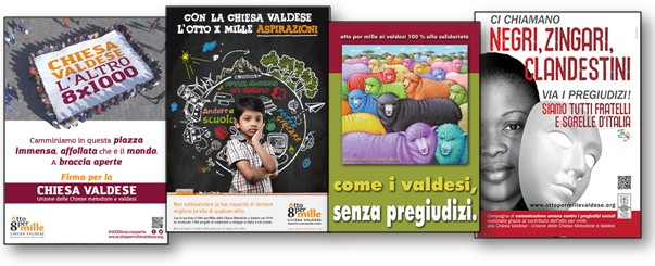 Chiesa Valdese progetti pro-immigrazione