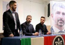 Lorenzo Aiello entra in consiglio comunale Aosta