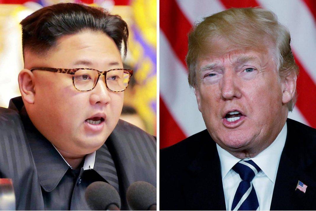 Corea Nord Kim Trump Usa