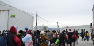 60mila pronti a partire per la rotta balcanica