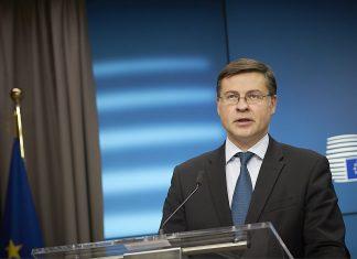 Ue debito Dombrovskis