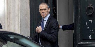 cottarelli conte governo