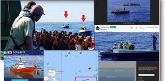 ong sos mediterranee migranti scafisti
