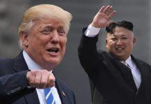 Trump Kim vertice Singapore