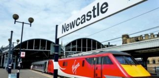 east coast rail ferrovie inglesi