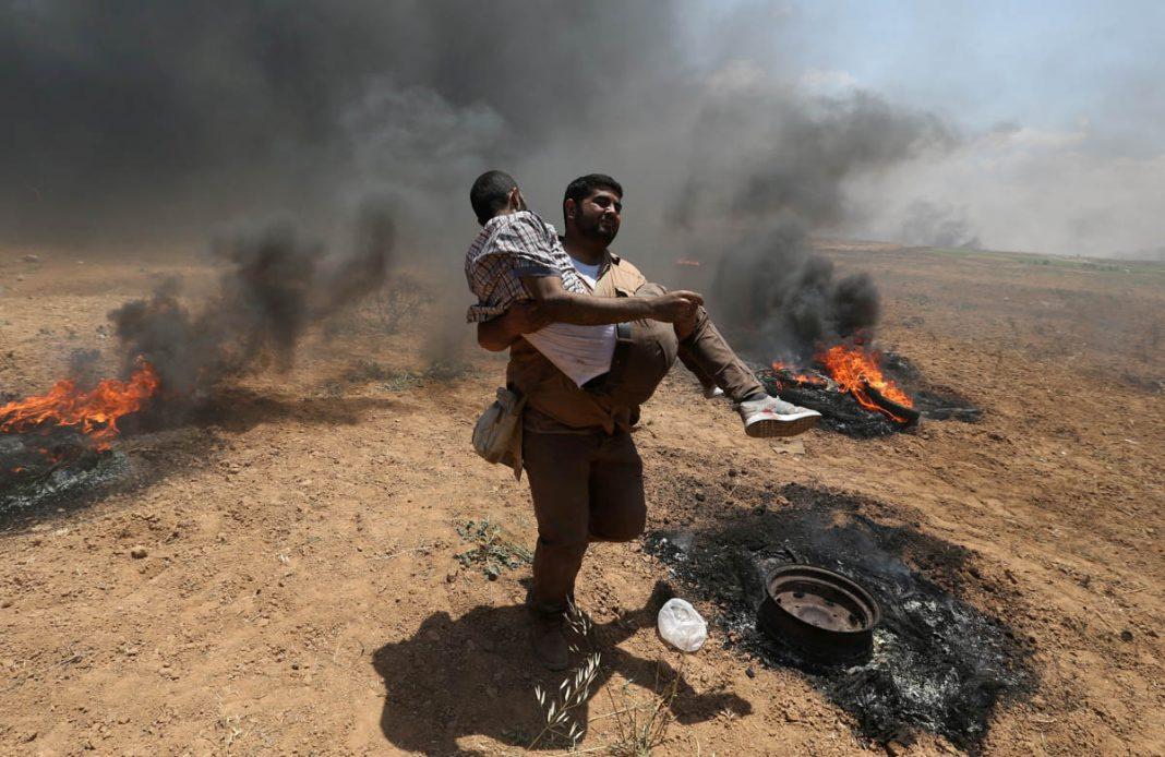 palestina trump