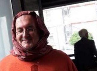 velo islamico prete