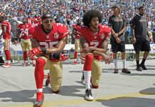 NFL multe ai giocatori ribelli