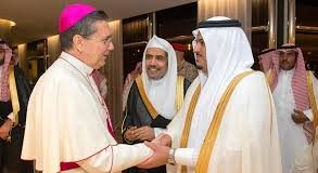 arabia saudita vaticano