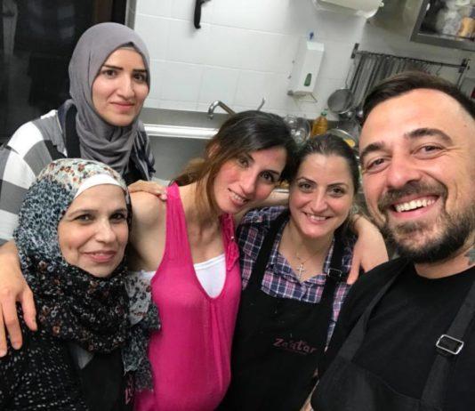 Chef Rubio salvini Saviano immigrazione