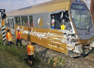 deragliamento treno austria