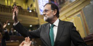 Spagna Rajoy sfiducia censura socialisti