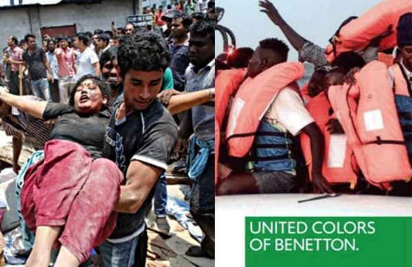 Benetton migranti rana plaza terzo mondo