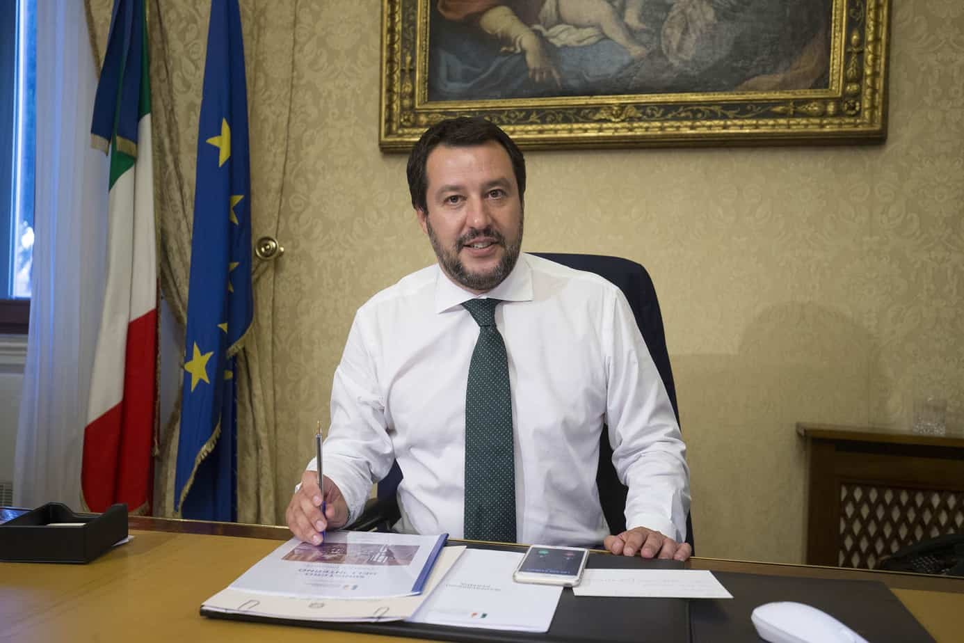 Migranti: la Tunisia convoca l'ambasciatore italiano. 'Stupore per le parole di Salvini'