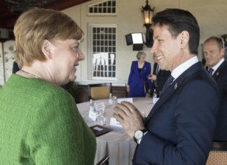 Conte Merkel
