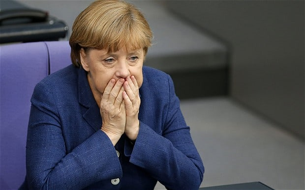 Merkel germania immigrazione Assia