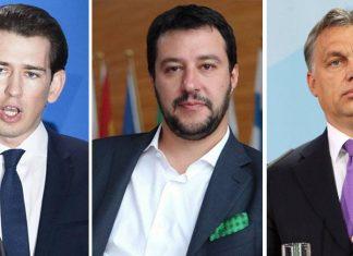 Salvini rafforza asse europeo anti-immigrazione