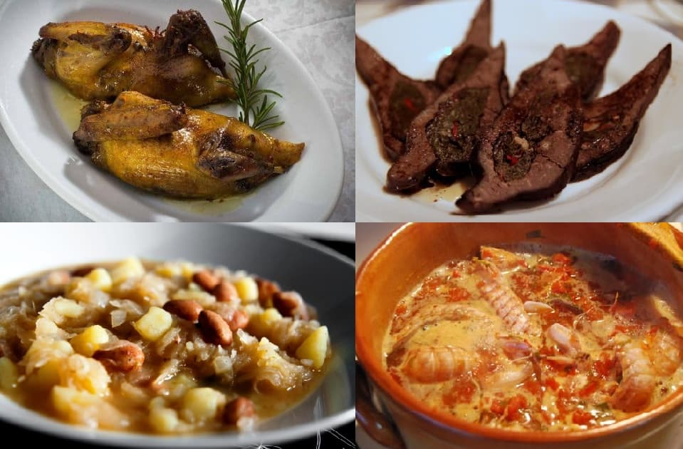 cibo e tradizione 10 ricette per raccontare l italia pi