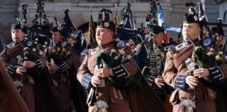 canzone del piave london scottish regiment