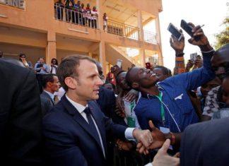 Françafrique macron