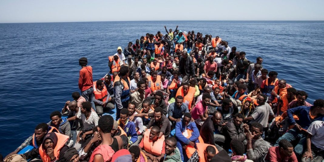 Tripoli immigrati chiudere porti Salvini libia