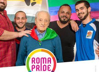 gay pride partigiani