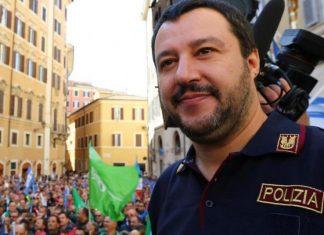 Salvini viminale immigrati